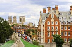 Experience the luxury, opulence and style of the golden age of travel at Cedar Court Grand Hotel & Spa in York. Overlooking the historic city walls of one of the UK's most picturesque cities, The Grand is the very best of traditional English style and service.