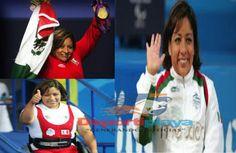 Conferencia y asesoría de entrenamiento de la medallista paralímpica Amalia Pérez