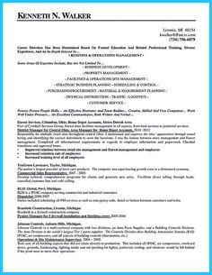Awesome Writing A Great Assistant Property Manager Resume Check