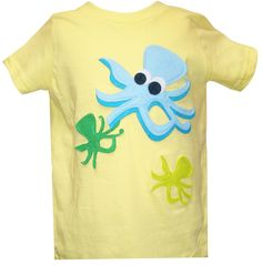 "Decaf Plush ""Ocotpus"" Bodysuit or T-Shirt"