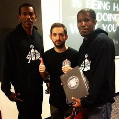 #invaders with #johnnycupcakes 2012