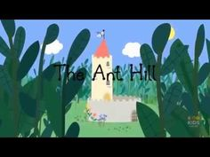 Ben And Holly's Little Kingdom The Ant Hill - YouTube