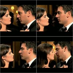 Ted and robin season 1  How I Met Your Mother #himym