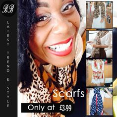 A scarf can add warmth, complete a look or define your style. http://www.beautifulbeginningsltd.com