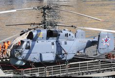 Russian Navy Kamov Ka-27PL