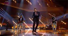 Kurt Calleja Eurovision 2012 Malta gif