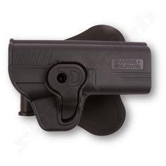 Swiss Arms Gürtelholster für die Smith&Wesson M&P9 und MP9