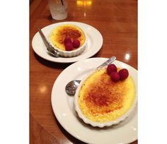 CREME BRULEE TIME! @Luuux