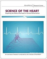 Heart Math- science-based anxiety and stress management