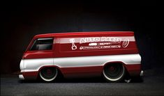 dodge a100 | Dodge a-100 dragster by tuner-1991 (this looks like a scale model but I don't think it is)