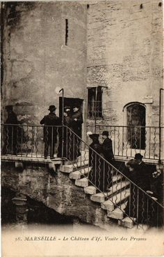 Prison, Old Paris, Museums, Provence, Castles, Buildings, People, Painting, Marseille