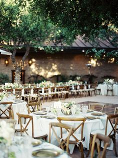 Elegant As Can Be Wedding Reception With Ling Lights And A Warm Hy Atmosphere