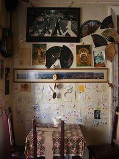 Color Café, Valparaíso, Chile/ http://www.facebook.com/pages/color-cafe-valparaiso/133336313414504