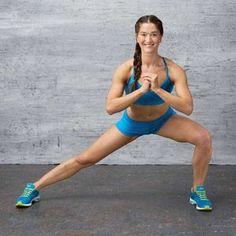 Sexy Legs Workout: Three-Way Lunge