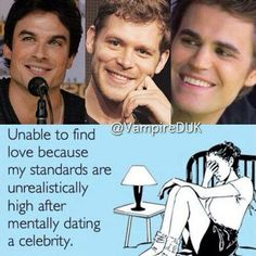 but like really who is better than Ian Somerhalder, Paul Wesley, Daniel Gillies, and Joseph Morgan???