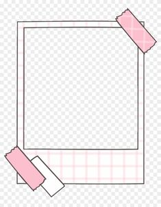 Polaroid Frame Png, Polaroid Picture Frame, Polaroid Pictures, Instagram Frame Template, Cute Patterns Wallpaper, Overlays Picsart, Overlays Cute, Cute Frames, Frame Clipart