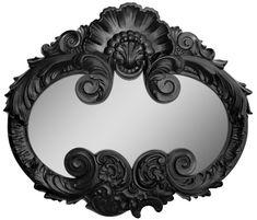 DC Comics Batman Styled Bat Mirror--I really really need this!