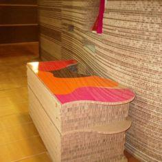 Slikovni rezultat za meuble en carton