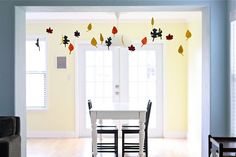 Thrifty fall decor idea