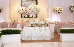Four Seasons Wedding By www.beourguestpartyrental.com