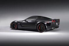 Centennial Edition Corvette