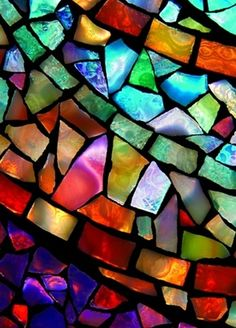 Glass Mosaics - Glass Mosaics  Repinly Art Popular Pins