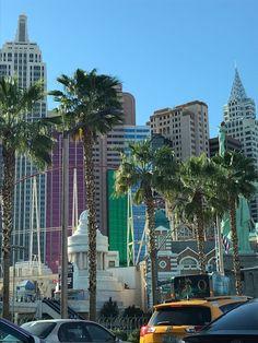 Las Vegas April 17