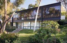 The Kawahara Residence by architect Craig Ellwood