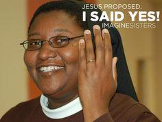 Say Yes! #vocation #nuns #consecratedlife