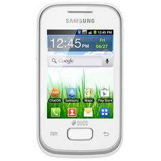 Celular Desbloqueado GT-S5302 Galaxy Pocket Duos Samsung, por apenas R$389,00