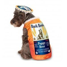 Bark Brew Dog Costume