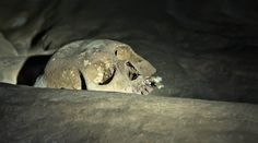 Tour the Actun Tunichil Muknal Cave in Belize, which consists of a series of chambers, ending in a large Cathedral where sacrificial ceremonies once took place. Visitors to this cave have the opportunity to travel into the Maya past and witness a living museum where the skeletal remains and artifacts can be viewed in their original context. #JetsetterCurator