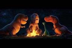 Quotes from The Good Dinosaur