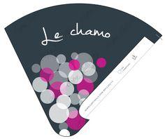 Le chamo, 2 colours. France