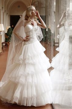 Atelier Aimée Wedding Dresses 2012 — Red Carpet Brides Collection  -  Wedding Inspirasi