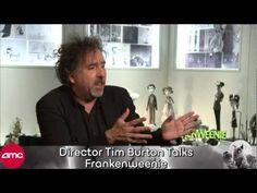 Director Tim Burton Talks Frankenweenie