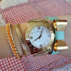 Marc by Marc Jacobs watch by Tara