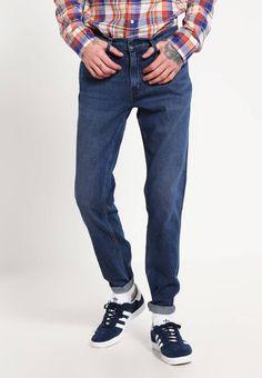 Levi's® Line 8. LINE 8 511™ SLIM FIT - Jean slim - ot blue authentic l8. Longueur extérieure de jambe:103 cm en taille 32x32. Composition:94% coton, 5% polyester, 1% elasthanne. Taille:normale. Fermeture:Braguette avec fermeture éclair dissimulée. Longueur intérieure de...