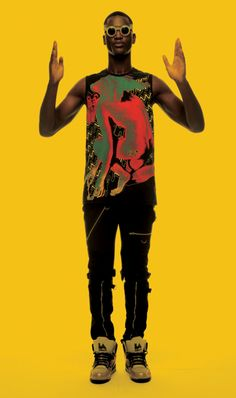 Young South Africa: Cult Collective x Justin McGee Teenager Mode, Pop Fashion, Fashion Design, Africa Fashion, Style Icons, Afro, South Africa, Batman, Menswear