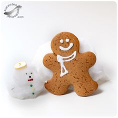 Hombrecitos de #jengibre - #Gingerbread man.Hombrecitos de jengibre !!!! http://amantesdelacocina.com/cocina/2013/01/galletas-de-hombrecitos-de-jengibre/