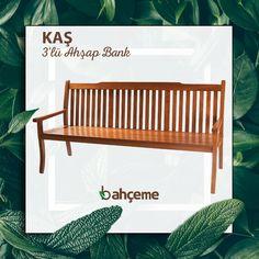 Kaş 3'lü Ahşap Bank Bahçelerinizin Vazgeçilmezi Olacak 💫 #bahceme #bahçemobilyası #bahçemobilyaları #bahçekeyfi #modernçizgiler #modern #masa #sandalye #istanbul #bahçe #ev #dekorasyon #tasarım #garden #turkey #gardenfurniture #furniture #furnituredesign #outdoor #outdoorfurniture #instagarden #gardenstyle #gardendesign #kampanya #indirim #ahsap #ahsapmobilya #ahsapdekorasyon Outdoor Furniture, Outdoor Decor, Garden Design, Bench, Told You So, Delicious Food, Istanbul, Modern, Pictures