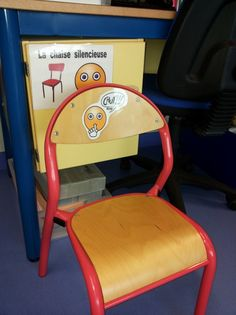 objectifmaternelle_chaise silencieuse Plus Efl Teaching, Behavior Incentives, Petite Section, Teaching French, Working With Children, School Hacks, Ms Gs, Classroom Themes, Classroom Management