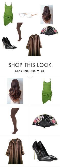 """Evergreen Fairy Tail"" by opaldusk ❤ liked on Polyvore featuring Lane Bryant, Christian Dior, Tom Ford, Ray-Ban, women's clothing, women, female, woman, misses and juniors"