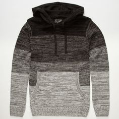 RETROFIT Chamonix Mens Hooded Sweater 245497100 | Sweaters
