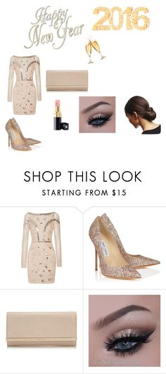 """""""fourth set by year's end /cuarto conjunto para fin de año"""" by paulamodeloguapa-1 ❤ liked on Polyvore featuring Temperley London and Jimmy Choo"""