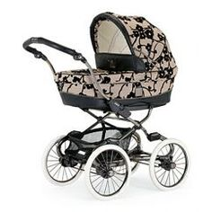 Bebecar Stylo Class Glamour Pram    Pinned for BabyBump, the #1 mobile pregnancy tracker with the built-in community for support and sharing.