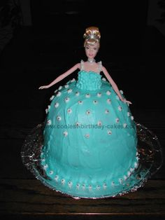 Coolest Barbie Cake Designs to Make Awesome Barbie Cakes Cake