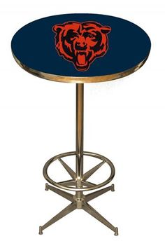 Use this Exclusive coupon code: PINFIVE to receive an additional 5% off the Chicago Bears Pub Table at SportsFansPlus.com