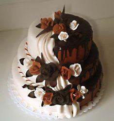 Růžová cukrárna a kavárna - Fotografie - Svatební dorty Sugar Art, Cake, Food, Kids, Luxury, Young Children, Boys, Kuchen, Essen