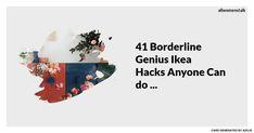 41 Borderline Genius 😁 Ikea Hacks Anyone Can do 👏🏼 ...